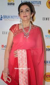 Nita Shah Designer Lofficiels Magic Bus Charity Event Karan Johar Nita