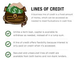 Business Line Of Credit Guide Businessloans Com