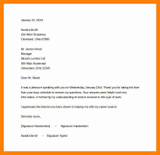 7 Sample Thank You Letters After Interview Sap Appeal