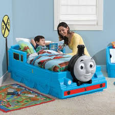 Costco: Thomas the Tank Engine™ Toddler Bed | Toddler | Convertible ...
