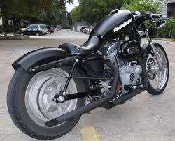 so once you chop your frame rear fender theres no going back eh