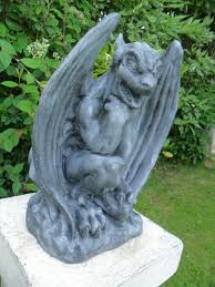 grey stone evil spirits castle exterior s frost telephone bespoke garden statues delivery