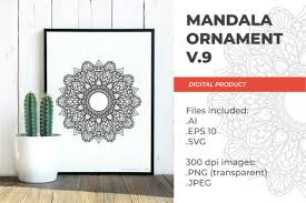 After your purchase, you can immediately download a zip file containing the following files: 435 Mehndi Designs Graphics