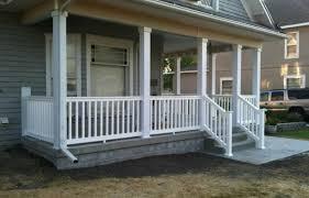 porch rail designs home deco plans
