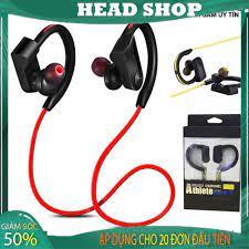 Tai nghe Bluetooth thể thao pin trâu kháng nước stereo K9 HEAD SHOP - Tai  nghe Bluetooth nhét Tai Nhãn hiệu No Brand