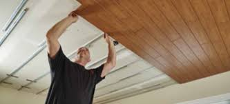 what type of garage ceiling is best for