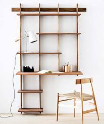 the sticotti bookshelf is a modular piece which can be customized to your own requirements the entire system hangs from a single wall mount bracket