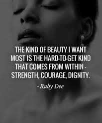 Quotes On Strength And Beauty