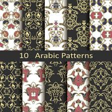 Arabic Patterns Impressive Download Arabic Pattern Vector Free Vector Download 4848 Free