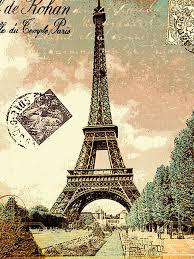 Vintage Paris Wallpaper on WallpaperSafari