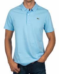 Lacoste Polo Shirt L1230 Sky Blue