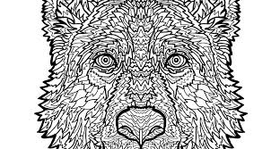 Small Picture FREE Coloring Sheet Detailed Dogs German Shepherd