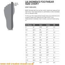 Under Armour Shoe Size