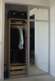 mirror closet doors. Simple Closet Mirrored Closet Doors And Mirror E