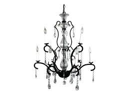 wrought iron crystal chandelier swarovski crystal trimmed black wrought iron crystal chandelier