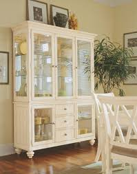 Dining Room Set With China Cabinet Camden Buttermilk China Cabinet From American Drew 920 830r