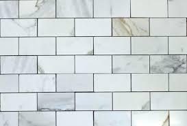 carrera subway tile grandleechinfo carrera subway tile porcelain carrara marble subway tile