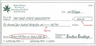 paper check guidelines financial services brutus buckeye check