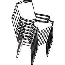 stacked chairs clipart. Fine Clipart Outside Patio Cliparts 3066724 For Stacked Chairs Clipart Library