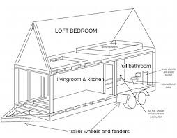 Small Picture 143 best Tiny House Drawings images on Pinterest House floor