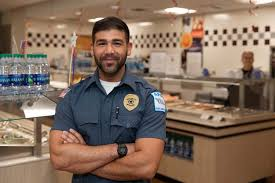 Hospital Security Guard Highly Skilled Srmc Security Guard Protects And Saves Health