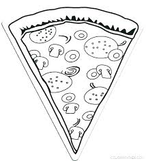 cheese pizza coloring page. Fine Page Pizza Coloring Pages Pictures Of Sheet To Print C Make A Page Cheese  Preschool Photo Toppings  Picture  With Cheese Pizza Coloring Page