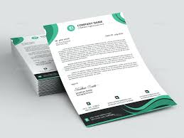 What Is Professional Letterhead Professional Letterhead Creative Template Word Company