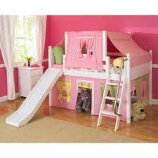 bunk bed with slide and desk. Accessories: Adorable Bunk Beds Slide Bed For Childrens Rooms Image Of Ikea: Medium Version With And Desk P