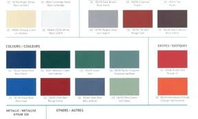 Vinyl Siding Color Chart Metal Roofing And Vinyl Siding