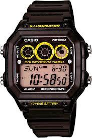 Наручные <b>часы CASIO AE</b>-<b>1300WH</b>-<b>1A</b>