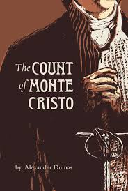 count of monte cristo cover by corbet and curfman book riot