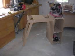 portable chop saw table. homemade portable chop saw stand table