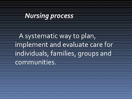 Adpie Charting Sample Nursing Process Adpie Recopied From The Original Author Of