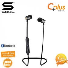 <b>SOUL PURE WIRELESS</b> High Performance Earphones With ...