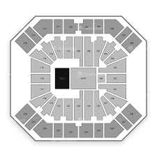 Pan American Center Seating Chart With Rows Pan American Center Seating Chart Map Seatgeek