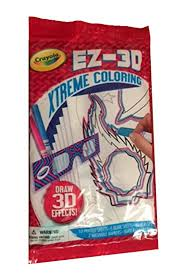 Buy <b>Crayola</b>, EZ-3D Xtreme Coloring, <b>Outer Space</b> Theme Online at ...