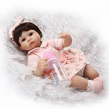 NPK NEW 16'' Real Life Baby Dolls Baby Dolls That Look Real Baby ...