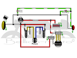 tail lights wiring diagram wirdig pak led lights additionally harley sportster tail light wiring diagram