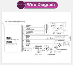 Wiring Diagram For Car Alarm System Valet Remote Start Wiring Diagram