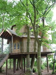 Scotland Treehouse Part  27 Tree House  Home Decorating Treehouse Scotland