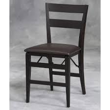 vinyl folding chairs. Firenze Wood Folding Chair W/Vinyl Seat LIN-01818ESP-02-AS Vinyl Chairs