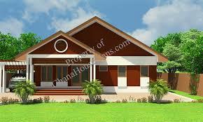 country side ghana house plan