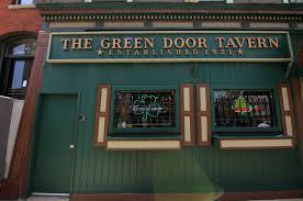 front door tavernHistory Of The Green Door Tavern In Chicago