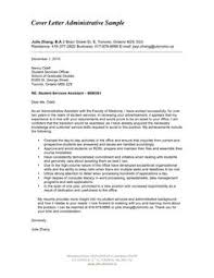 Cover Letter Example Of A New Graduate Looking For A Position In ...
