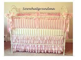 handmade crib pink princess crib bedding set plus weeks ion time