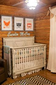 Rustic Baby Room Ideas - Interior Paint Colors for 2017 Check more at http:/