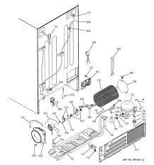 ge refrigerator compressor best refrigerator 2017 ge pro refrigerator not cooling both sides refrigerators hotpoint refrigerator pressor wiring diagram
