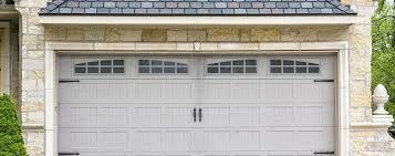 Overhead Door overhead door pittsburgh photos : CHI Model 2294 Recessed Panel Garage Doors in White. | CHI Garage ...