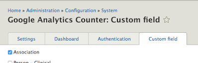 Move Configure Types Form Into Its Own Tab 3020811 Drupal Org