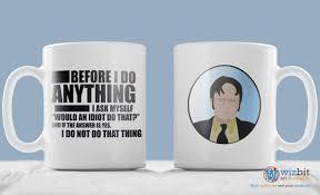 the office mug. The Office Mug. Mug F